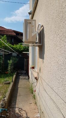 Монтаж на климатик в Костенец