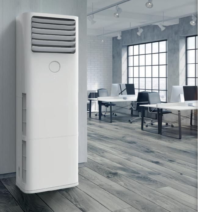 Инверторен климатик колонен KAISAI KFS-50HRFI