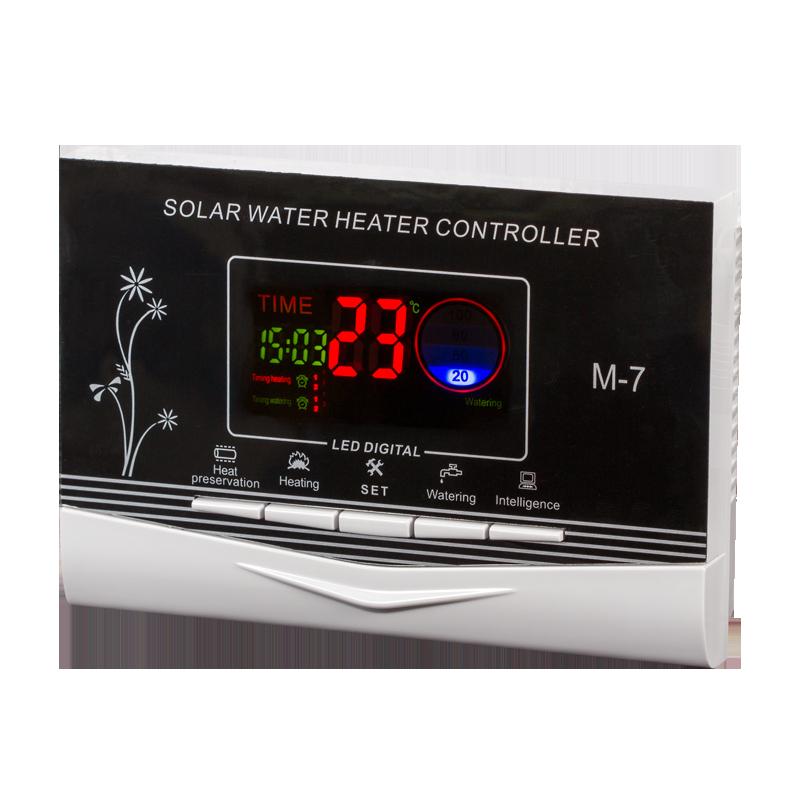 Соларен контролер за слънчеви колектори без налягане M-7