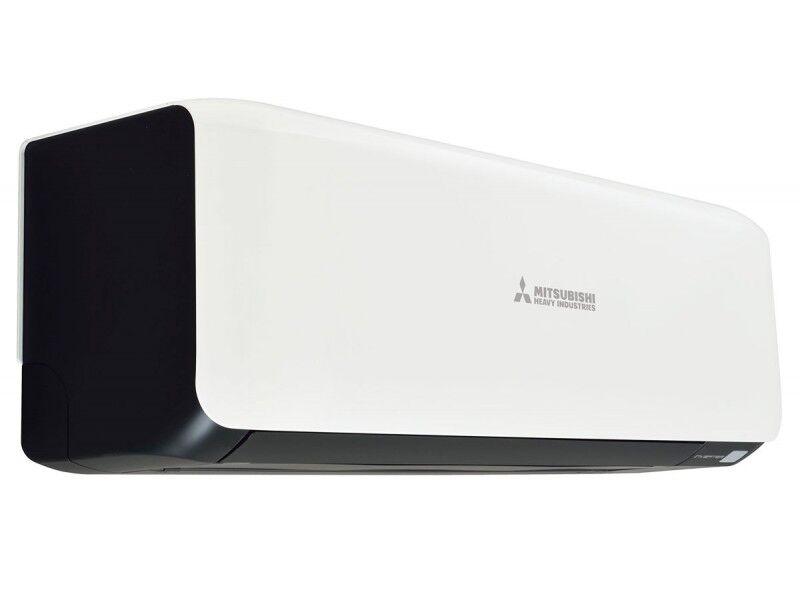 Инверторен климатик Mitsubishi Heavy SRK25ZS-WB (Black & White), Premium, 9000 BTU, клас А+++