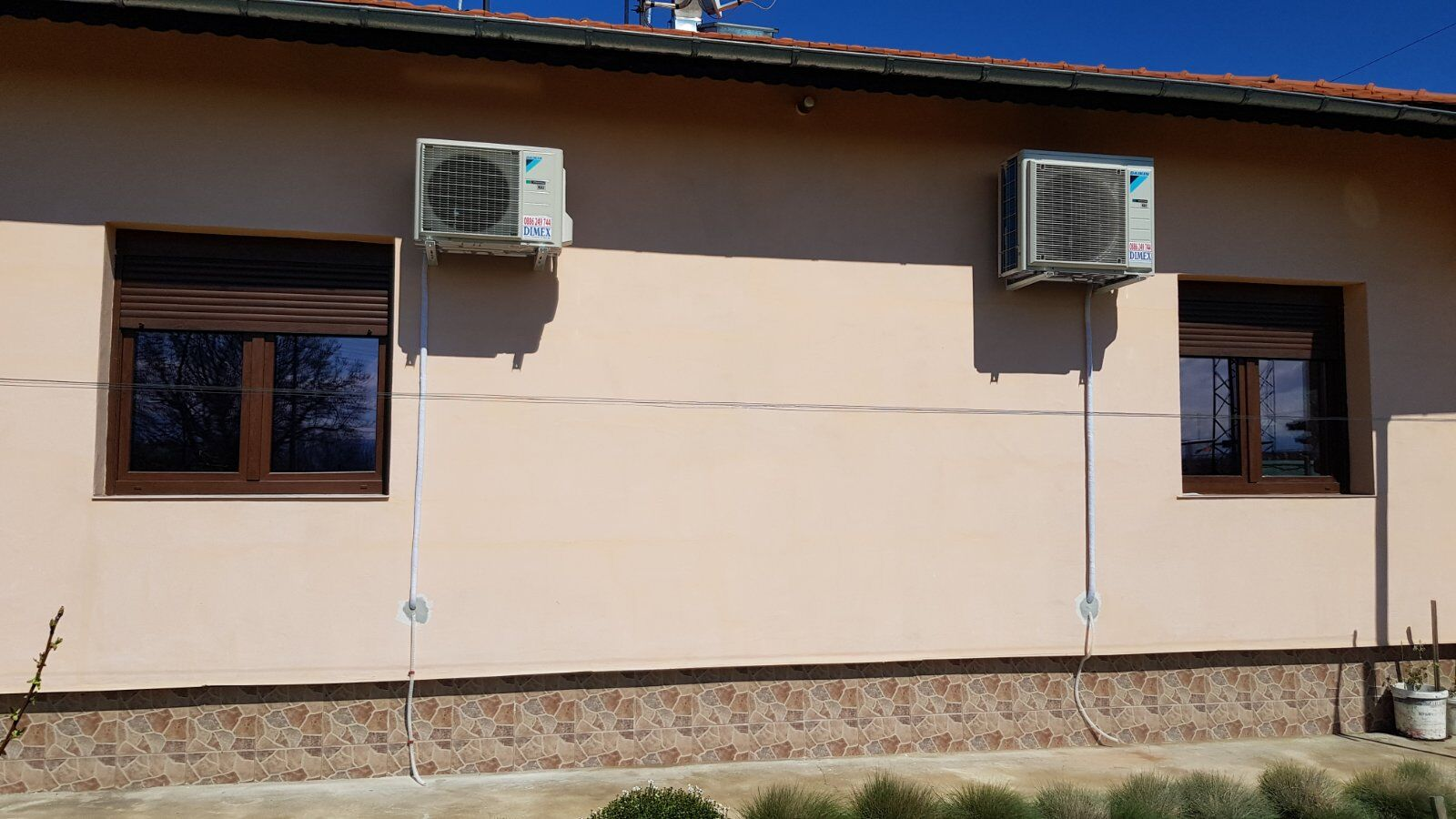 Демонтаж и монтаж на климатици в Пазарджик