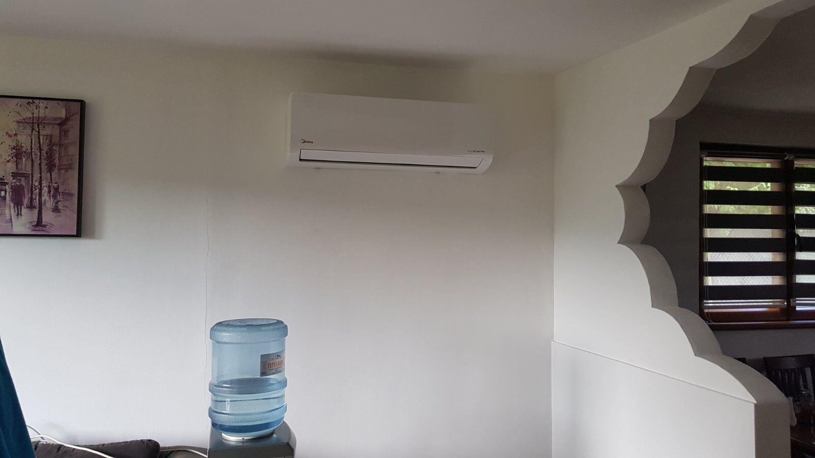 Монтаж климатик midea Xtreme Save Lite AG-18NXD0-I 18000 BTU