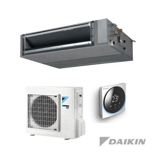 Климатик Daikin FDXM25F9/RXM25R, 9000 BTU, A+