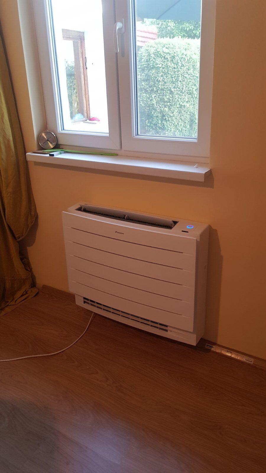 подов климатик дайкин перфера