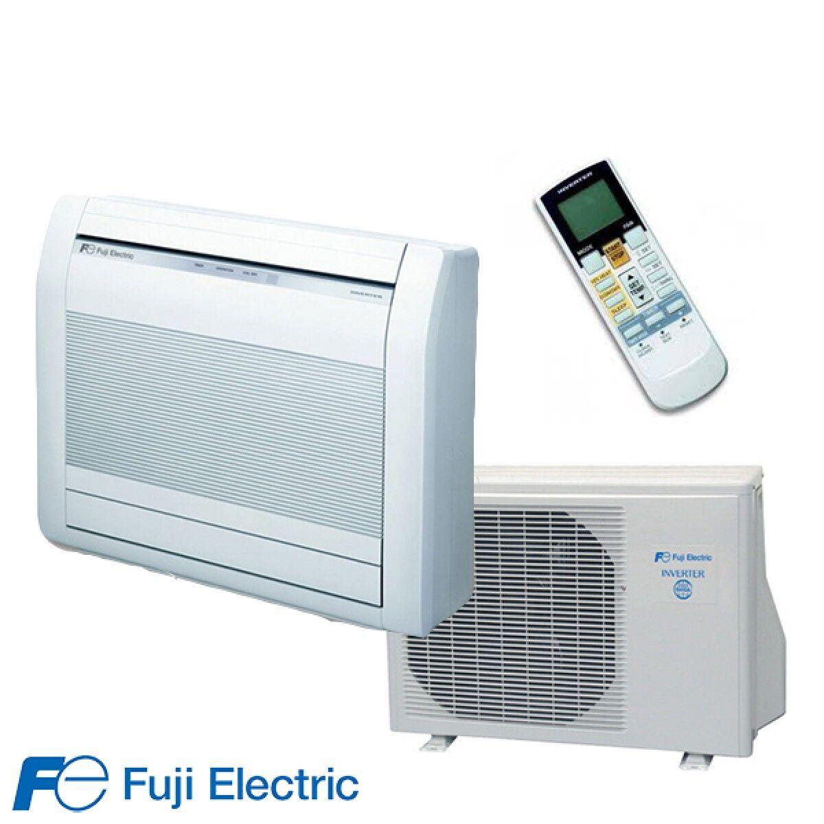 Инверторен подов климатик  Fuji Electric RGG09LVCA, 9000 BTU, A++